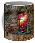 Prison In The Cosmos Coffee Mug