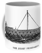 Prison Ship: Jersey Coffee Mug by Granger