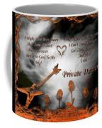 Private Dancer Coffee Mug