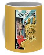 Privileged Characters Coffee Mug