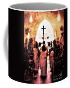 Procession Of Light Coffee Mug