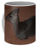 Profile Of A Blue Duiker Coffee Mug