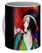 Profile Of Penelope Coffee Mug
