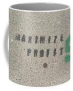 Profit Coffee Mug