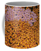 Profusion In Yellows Pinks And Oranges Coffee Mug