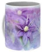 Profusion Of Purple Coffee Mug