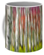 Progression Of Autumn Coffee Mug