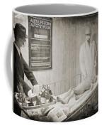 Project Bluebook Coffee Mug