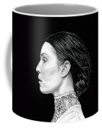 Prometheus - Noomi Rapace Coffee Mug