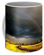 Promise On The Mother Road Rt 66 Flagstaff Az Coffee Mug