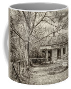 Promoting The Obvious - Paint Bw Coffee Mug