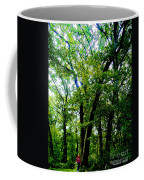 Proportion From The Series The Elements And Principles Of Art Coffee Mug