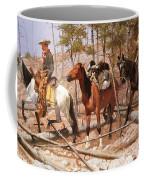 Prospecting For Cattle Range Coffee Mug