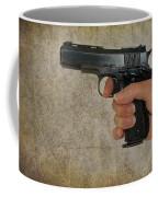 Protecting Your Home Coffee Mug by Charles Beeler