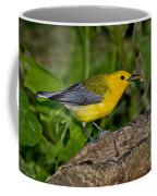 Prothonotary Warbler Coffee Mug