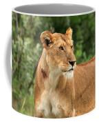 Proud Lioness Coffee Mug