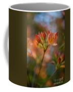 Proud Orange Blossoms Coffee Mug