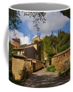 Provencal Village Coffee Mug