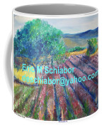 Provence Lavender Field Coffee Mug
