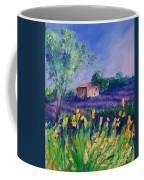 Provence Yellow Flowers Coffee Mug