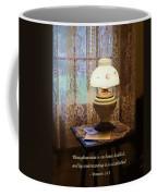 Proverbs 24 3 Through Wisdom Is An House Builded Coffee Mug