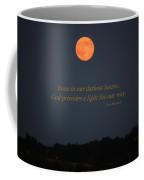 Provided Light Coffee Mug