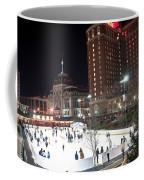 Providence On A Cold December Evening Coffee Mug