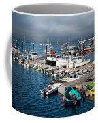 Provincetown Piers Coffee Mug