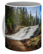 Provo River Falls 2 Coffee Mug