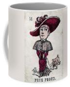 Prue Proud Coffee Mug