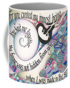 Psalm 139 Coffee Mug