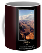 Psalm 90 Coffee Mug