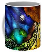Psalm 91-4 Coffee Mug
