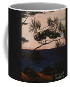 Psalms 136 Verse 7 And 8 Right Panel Coffee Mug