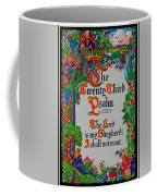 Psalms 23-1 Coffee Mug