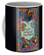 Psalms 23-4b Coffee Mug