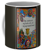 Psalms 23-5b Coffee Mug