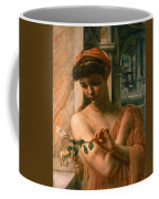 Psyche In The Temple Of Love Coffee Mug