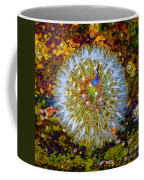 Psychedelic Dandelion Coffee Mug