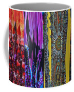 Psychedelic Dresses Coffee Mug
