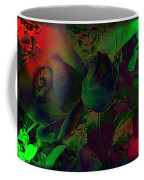 Psychedelic Rose Coffee Mug