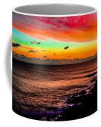 Psychedelic Sky Coffee Mug
