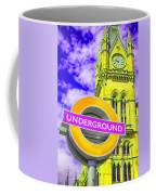 Psychedelic Underground Coffee Mug