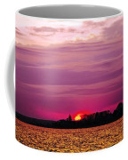 Psychoactive Sunset Coffee Mug