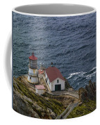 Pt Reyes Lighthouse Coffee Mug