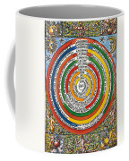 Ptolemaic Universe, 1537 Coffee Mug