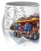 Pubcycle Coffee Mug