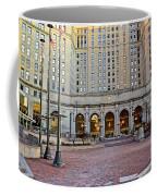 Public Square Cleveland Ohio Coffee Mug