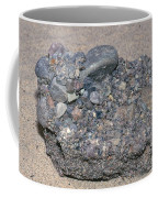 Puddingstone Conglomerate Coffee Mug