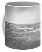 Puddles Of Ocean Left Behind Coffee Mug